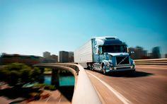 壁紙をダウンロードする ボルボVNL, 2017, 新しいトラック, トラック輸送, スウェーデンのトラック, ボルボ