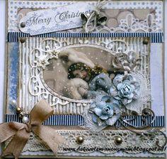 De kaarten van ons Mam: ...Merry Christmas...