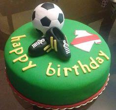 Torta #Fútbol #Perú