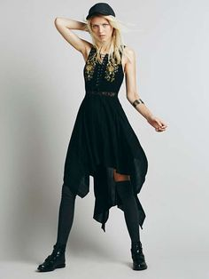 Free People | Lace Me Up Dress #freepeople #lace #dress