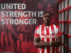 Stoke spent a club record fee of £18.3million to sign defensive midfielder Giannelli Imbula from Porto
