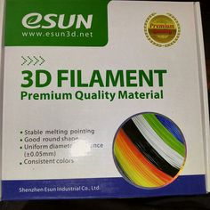 Something we liked from Instagram! Friday Night it's freezing cold outside time to test one of my X-Mas presents some new Filament by eSun.  http://on.fb.me/1IMoKj1  #3DPrintedParts #eSunPLA #PLA #eSun #3DPrinterFTW #3DPrinter #3DPrinted #3DPrinting #3DPrint #3DP #i3 #FabricateAnythingWeWant #LGKustoms #Unstoppable #Mr309 by lg.kustoms check us out: http://bit.ly/1KyLetq