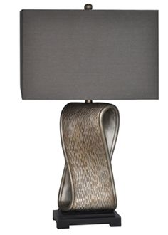 This lovely Vita model table lamp features an antiques silver finish polyresin base. The lamp measures 30 inches tall, and comes with an 11 inch by 18 inch charcoal linen shade. This lamp is UL Ap Watts Up, Traditional Table Lamps, Crestview Collection, Buffet Lamps, Contemporary Table Lamps, Solid Wood Furniture, Dining Room Table, All Modern, Antique Silver
