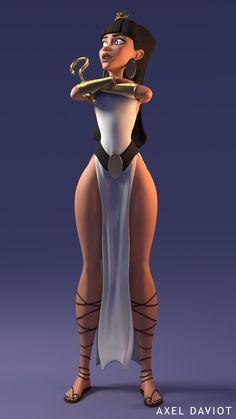 Anime Sensual, Anime Sexy, Character Modeling, 3d Character, Character Concept, Concept Art, Fantasy Character Design, Character Design Inspiration, Girl Cartoon
