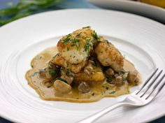 Monkfish Recipe from Sunday Brunch