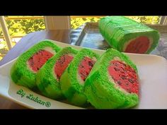 Watermelons cake