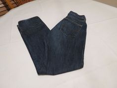 Bullhead Skinny jeans pants Men's 30 x 32 NWT NEW denim dark blue surf skate  #Bullhead #jeans