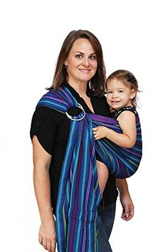 53d0a1b06b6 Maya Wrap Lightly Padded Ring Sling Baby Carrier Berries Medium Review  https   doublestroller