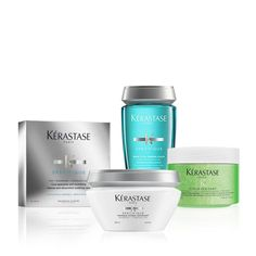 Kérastase Hair Spa at Home Σετ Για Ευαίσθητο Τριχωτό και Ξηρά Μαλλιά