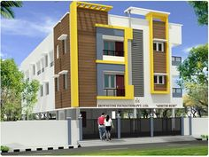 Brownstone Adhithi Ruby is one of the popular residential developments in Thoraipakkam, neighborhood of Chennai. It is among the ongoing projects of Brownstone Foundations. It has lavish yet thoughtfully designed residences.