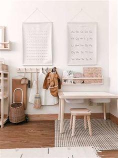 Modern Playroom, Playroom Design, Playroom Decor, Kids Playroom Storage, Playroom Ideas, Montessori Playroom, Toddler Playroom, Waldorf Playroom, Toy Rooms