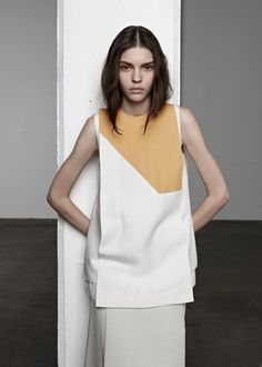 Kate Bogucharskaia by Rama Lee for Heohwan Simulation SS13 Lookbook
