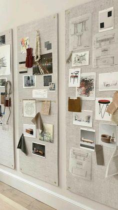 Design Studio Office, Office Interior Design, Home Office Decor, Office Interiors, Office Ideas, Interior Design Boards, Art Studio Design, Office Space Design, Office Designs