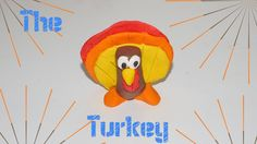 How to make a Turkey with clay!! Happy Thanksgiving!!