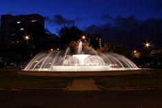 Kapiolani Park Fountain