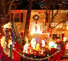 Tacky Lights Events and Locations