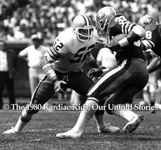 """""""You are a man playing a kids game and you're getting paid for it. You are popular with the people. It's a great place to be.""""    — Dick Ambrose on his early career with the Browns"""