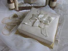 Oud bruidssuiker doosje