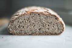 seeded gluten free sourdough bread-5