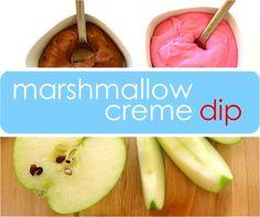 Day 20: Marshmallow Creme Dip | MADE