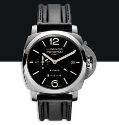 Panerai Luminor 1950 8 Days GMT 44 mm (PAM00233)