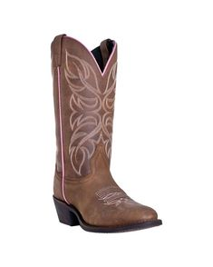 Women's Crazy Horse Western Round Toe Boot - Gaucho http://www.countryoutfitter.com/flash/products/56890-womens-crazy-horse-western-round-toe-boot-gaucho