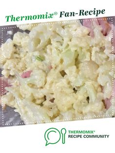 Recipe 'No potato' salad by penno, learn to make this recipe easily in your kitchen machine and discover other Thermomix recipes in Side dishes. Food Dishes, Side Dishes, Paleo Mayo, Salad Places, Recipe Community, Potato Salad, Bacon, Salads, Thermomix