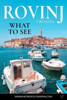 Rovinj Croatia Pinterest Cover