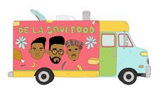 Black Fangirls Unite: Hip hop food trucks - De La Soulfood