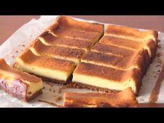 Make Japanese Cheese Cake!