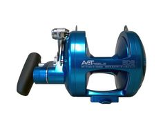 Avet Pro EX50-3 Speed Topless Game Reel – Blue – Right-Hand