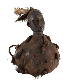 Old African Statue African Artwork, African Sculptures, Art Africain, African Masks, African American Art, Congo, Wood Carving, Statues, Metal Working