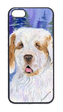 Clumber Spaniel Cell Phone Cover IPHONE 5