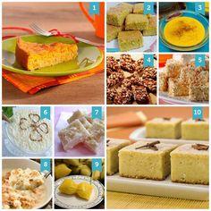10 receitas para sua Festa Junina - Amando Cozinhar - Receitas, dicas de culinária, decoração e muito mais!