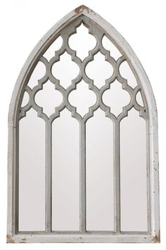 Chiesa Wooden Wall Mirror $229.95