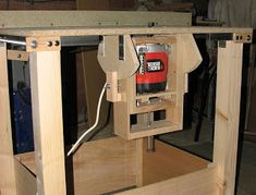 Instant Access To Woodworking Designs, DIY Patterns & Crafts Router Table Plans, Workbench Plans, Router Projects, Woodworking Projects For Kids, Router Jig, Wood Router, Woodworking Garage, Woodworking Workshop, Homemade Machine
