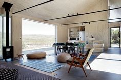 Villa de rêve pour petit budget  MilK decoration, Afrique du sud Cabinet d'architecture Beatty Vermeiren