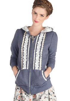 Ever So Soften Hoodie, #ModCloth