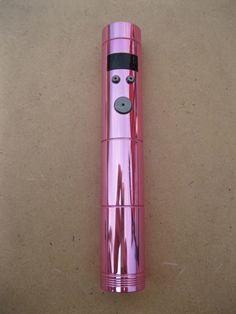 #ecigguide #ecig #ecigarette #vaping pink chrome vape mod
