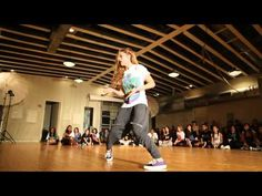 "Olivia ""ChaChi"" Gonzales on Planet Funk ""So Proud of You"" solo"