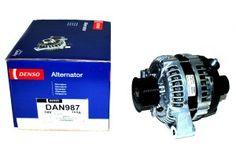 Alternator Assembly - 2.7 TDV6