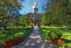 The University of Notre Dame, one of thousands of images of mine available as prints, phone cases, home décor and so much more. If you're looking for that unique gift you've come to the right place! See all of my work at http://mndphoto.com. Thanks!