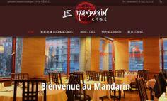 Création site internet PME pour le restaurant chinois #LeMandarin à Genève en Suisse. Le restaurant Le Mandarin a fait confiance à Edenweb pour la création de son nouveau site web www.mandarin.ch