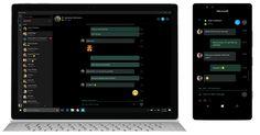 Skype per Windows 10 e Windows 10 Mobile si aggiorna con alcune novità https://www.sapereweb.it/skype-per-windows-10-e-windows-10-mobile-si-aggiorna-con-alcune-novita/ Microsoft in queste ore ha provveduto a rilasciare un nuovo aggiornamento dedicato alla propria applicazione Skype per Windows 10 e Windows 10 Mobile portando le novità rilasciate recentemente agli utenti Insider.  In particolare,il nuovo aggiornamento porta l'app alla versione...