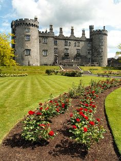 Kilkenny Castle-part of an Ireland tour on Friendly Planet