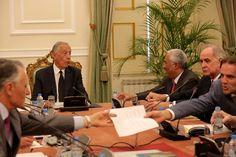 Marcelo levanta sigilo do Conselho de Estado por causa de Cavaco