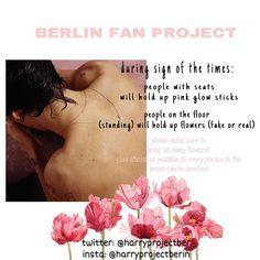 """36 To se mi líbí, 2 komentářů – BERLIN FAN PROJECT (@harryprojectberlin) na Instagramu: """"#harrystylesberlin #harrystylesliveontour"""""""
