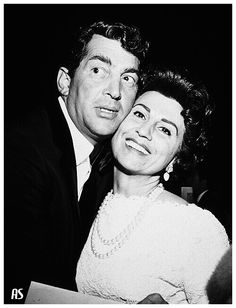 Dean with Frank's first wife Nancy <3
