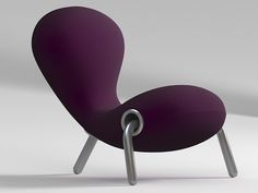 Cappellini Embryo Chair  | Marc Newson
