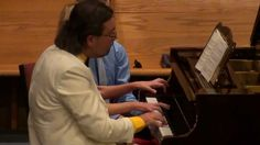 """PIANO SYNERGY DUO - Grieg. """"Peer Gynt"""" Suite."""